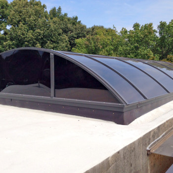 Structural Thermalized Barrel Vault with Vertical Ends (STBVV)