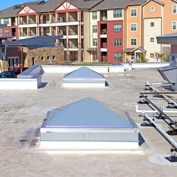 EcoSky3 Deck Mount Units