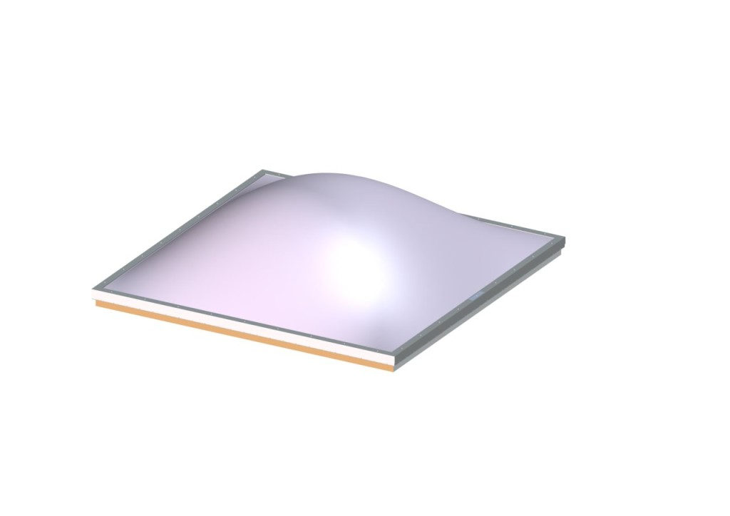 Thermally Efficient EcoSky Skylights