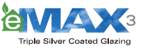 eMAX3 Triple Silver Coated Glazing