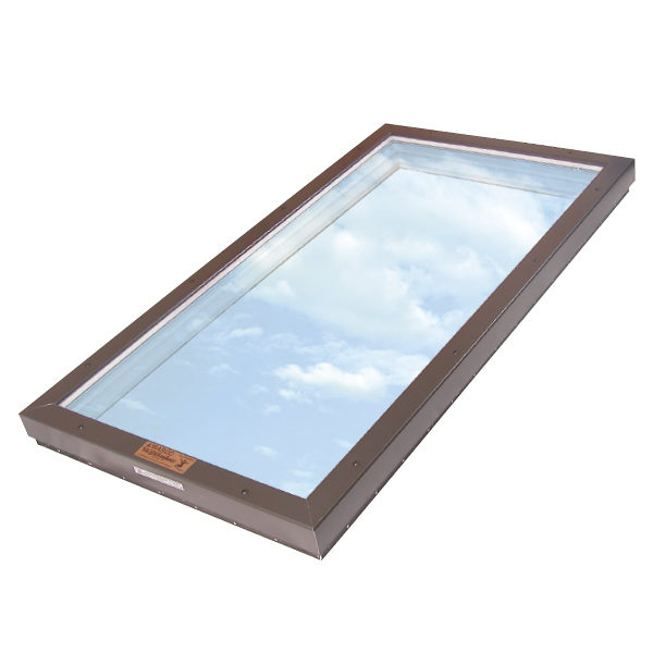 Fixed Glass Skylights