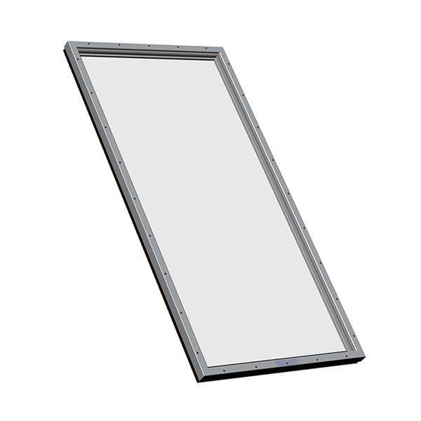 Large Span Glass Skylights - Skymax