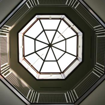 Interior - Octagonal Pyramid
