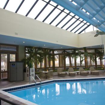 Hotel Interior - Pinnacle 600 Lean-To
