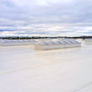 Thermalized Barrel Vaults with Formed Ends (TBVA)
