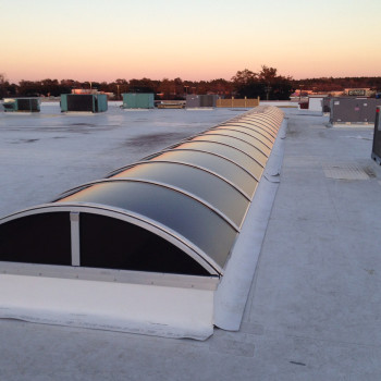 Thermalized Barrel Vault with Vertical Ends (TBVVA)