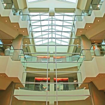 600 Concourse Interior - Pinnacle 600