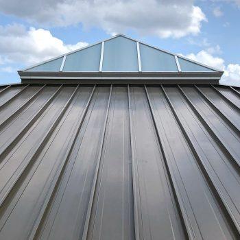 C3PP - Horizon S-Series Double-Glazed Square Pyramid Skylight