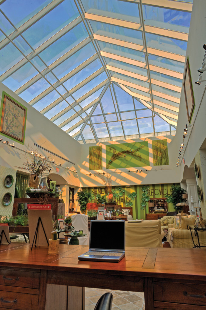 Arhaus Furniture Interior - Pinnacle 900 Extended Pyramid