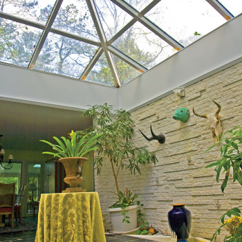 Interior Residence - Pinnacle 350 Hipped End Ridge Unit
