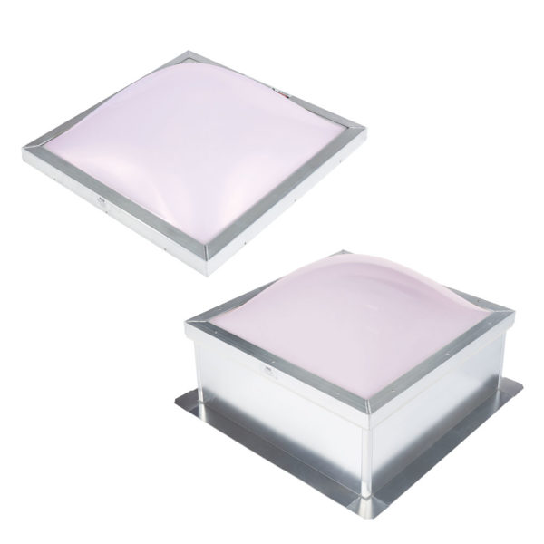 Curb and Deck Mount EcoSky Unit Skylights - CEC2 and CED2