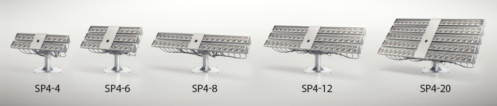 Parans SP4 Solar Collectors