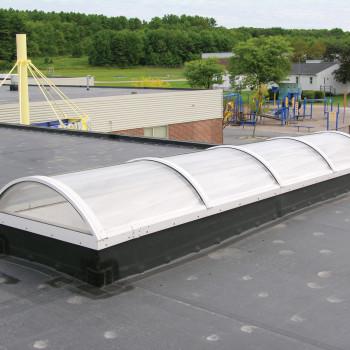 Exterior - Barrel Vault