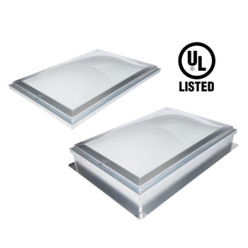 UL Listed Shrink Out Smoke Vents - CSO and CSOS
