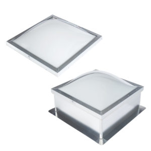 Deck and Curb Mount Traditional Domed Unit Skylights - CWD2 and CWC2