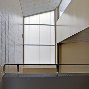School Interior - Horizon 50mm Vertical