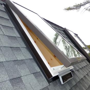 E-Class EVMS Solar Panel - Exterior