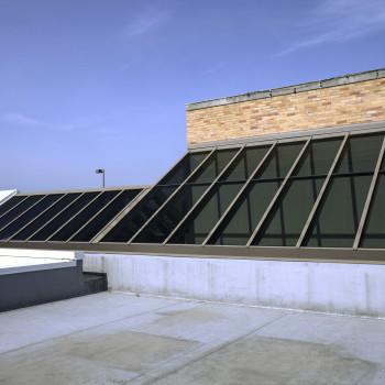 Exterior - Pinnacle 600 Lean-To, Ridge, Single Slope