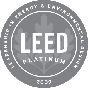 First LEED® Platinum Supermarket in the U.S.