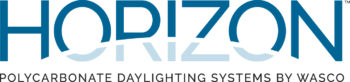 Horizon Polycarbonate Daylighting Systems by Wasco