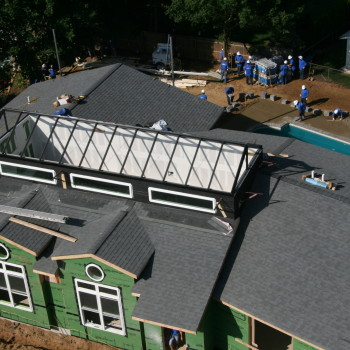 Extreme Makeover: Home Edition, Pinnacle 300 Double Pitch