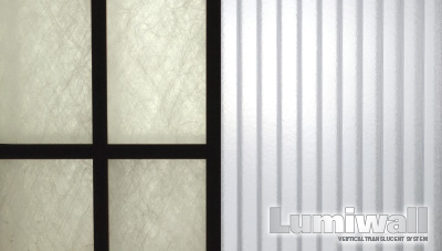 LumiWall vs. FRP Comparison