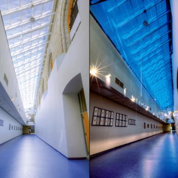 Interior - SageGlass - Pinnacle 900 Single Slope