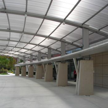 Methodist Hospital Exterior - Horizon 626