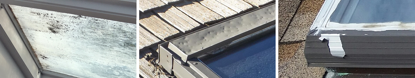 Time to replace your skylights?