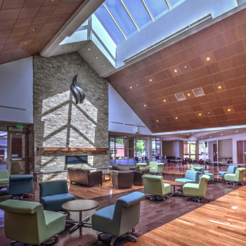 "Collegiate School - Pinnacle 350 Structural Ridge, 14' x 24'-6"""