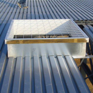 Prefabricated Curbs - Skylights
