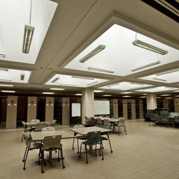 Library Skylights at University of Minnesota